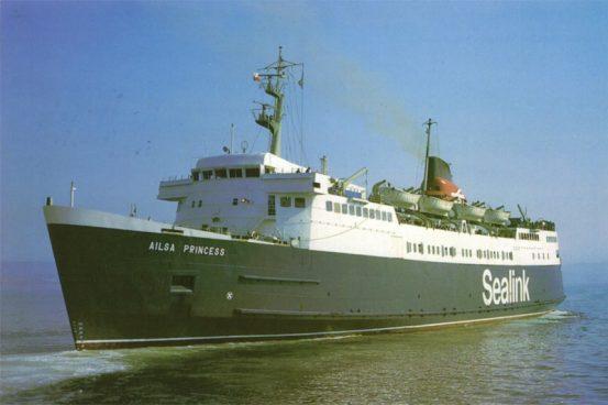 Ailsa Princess - Dover Ferry Photos Archive