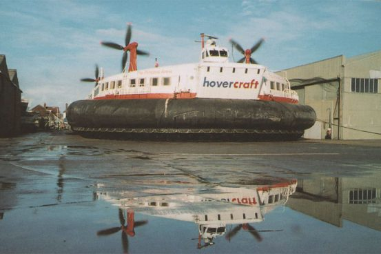 Ray Goodfellow Collection from the Hovercraft Museum Trust