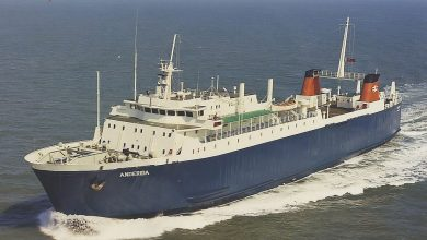 Photo of MV Anderida – Past and Present