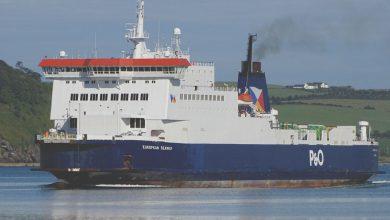 Photo of MV European Seaway – Past and Present