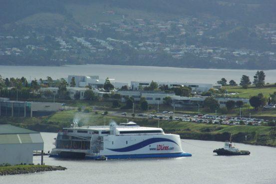 Hobart Tasmania © Bill `Tassie' Burton