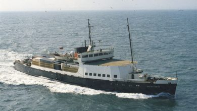 Photo of MV Autocarrier – Past and Present