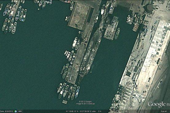 © Google Earth/GeoEye