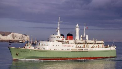 Photo of MV Free Enterprise I – Past and Present