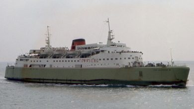Photo of MV Free Enterprise III – Past and Present