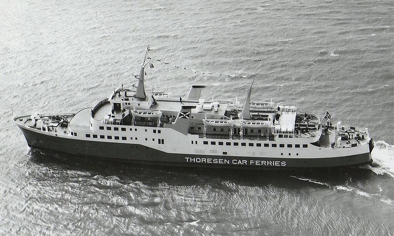 © Fotoflite, Dover Ferry Photos Library
