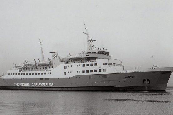 © John Clarkson, Dover Ferry Photos Library