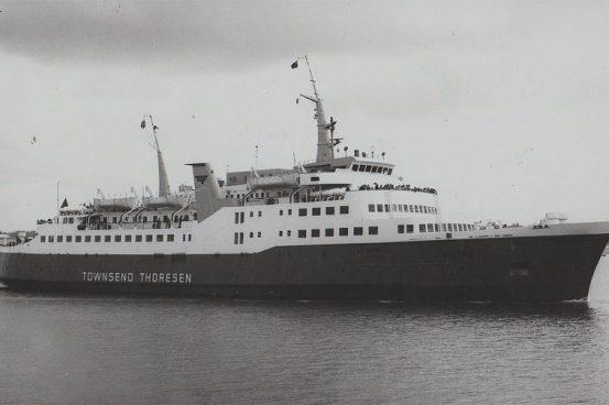 © J K Byass, Dover Ferry Photos Library