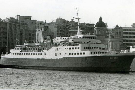 © A Scrimali, Dover Ferry Photos Library