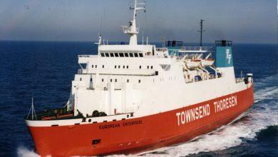 Photo of MV European Enterprise – Past and Present