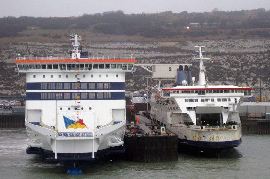 © Captain Steve Johnson, P&O Ferries