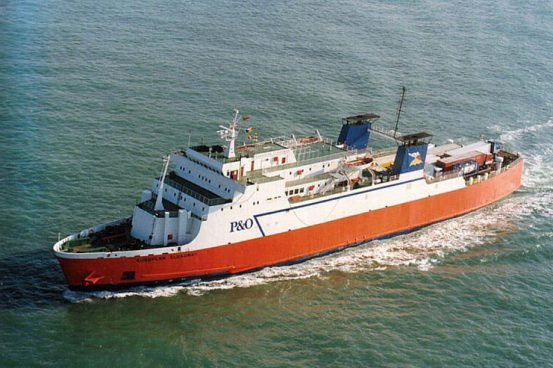 Trevor Kidd Collection (Larne Ferry Web)