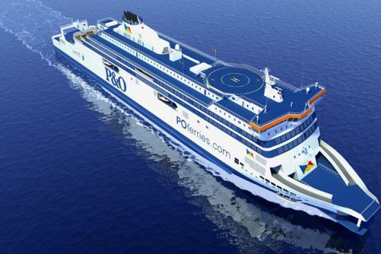 © P&O Ferries Ltd