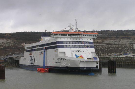 "Dover 11/01/11 © ""Ferry Boy"""