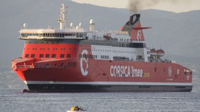 Photo of MV A Nepita – Past and Present