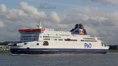 Photo of MV Pride of Canterbury – Past and Present