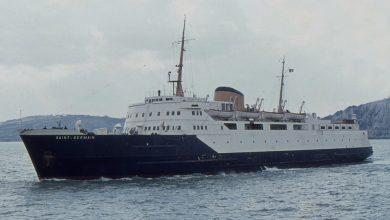 Photo of MV Saint Germain – Past and Present