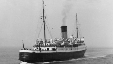Photo of TS Canterbury (II) – Past and Present