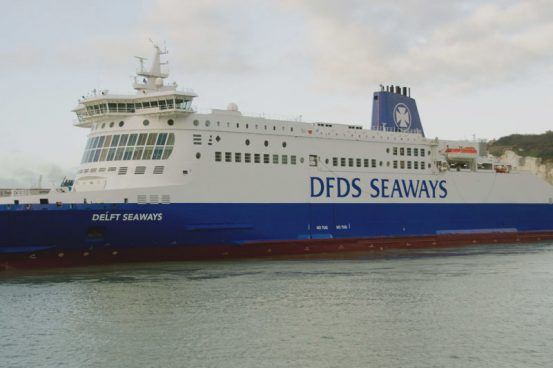 Kind Permission of DFDS Seaways
