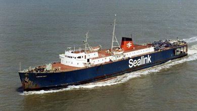 Photo of MV Cambridge Ferry – Past and Present