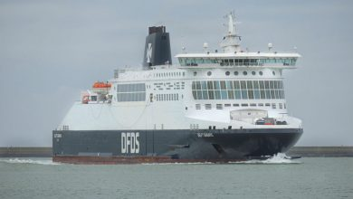Photo of MV Delft Seaways – Past and Present