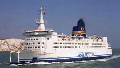 Photo of MV Stena Invicta – Past and Present
