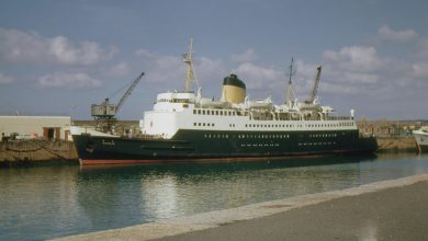 Photo of TS Sarnia – Past and Present