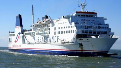 Photo of MV Seafrance Cezanne – Past and Present