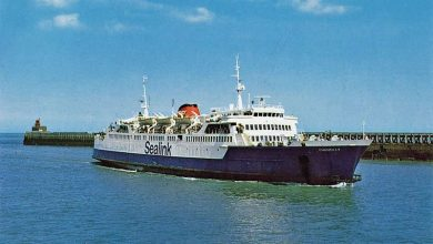 Photo of MV Chantilly – Past and Present