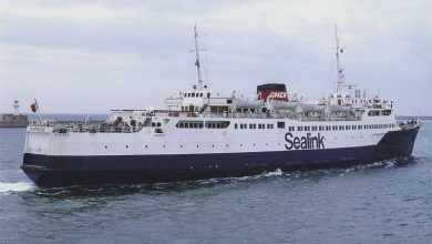 Photo of MV Compiegne – Past and Present