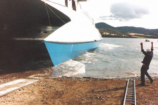 Justin Merrigan (Incat Tasmania Pty Ltd)