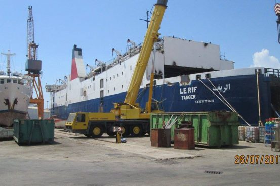 © Detroit World Logistic Maritime