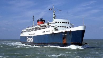 Photo of TS Holyhead Ferry I – Past and Present