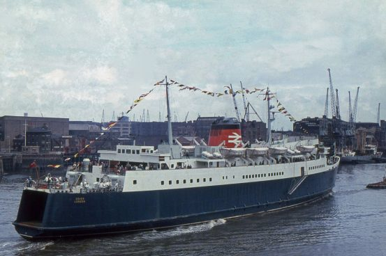 © Frank Phillips, courtesy of the World Ship Society, East Kent Branch