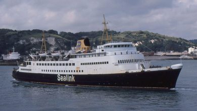 Photo of MV Prinses Paola – Past and Present