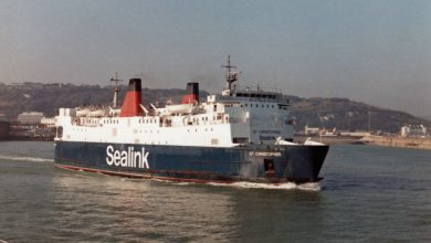 Photo of MV St Christopher – Past and Present