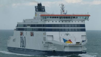 Photo of MV Spirit of France – Past and Present