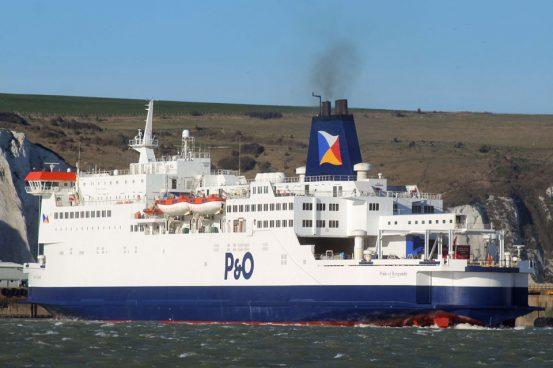 © Nigel Scutt(Dover Strait Shipping)