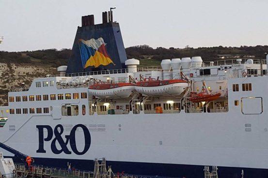 Courtesy of Nigel Scutt(Dover Strait Shipping)