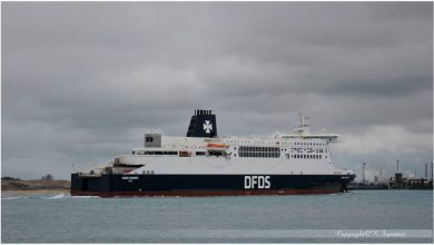 Photo of MV Dover Seaways – Past and Present