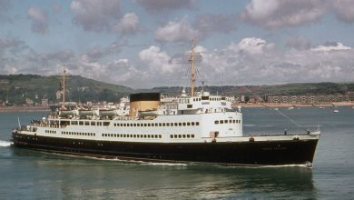 Photo of MV Prince Philippe (II) – Past and Present