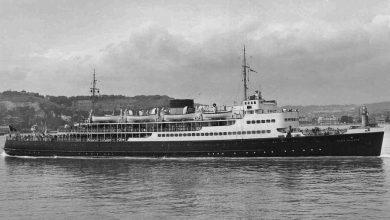 Photo of MV Prince Baudouin (II) – Past and Present