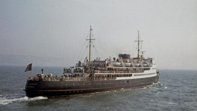 Photo of MV Prins Albert (II) – Past and Present