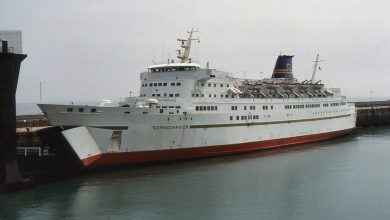 Photo of MV Scandinavica – Past and Present