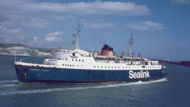 Photo of TS Caledonian Princess – Past and Present
