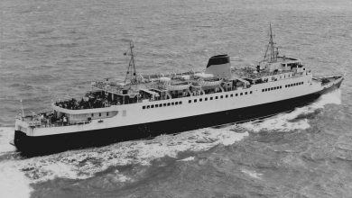 Photo of MV Roi Baudouin – Past and Present