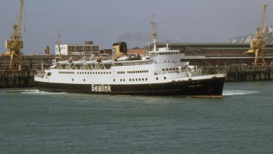 Photo of MV Koningin Fabiola – Past and Present