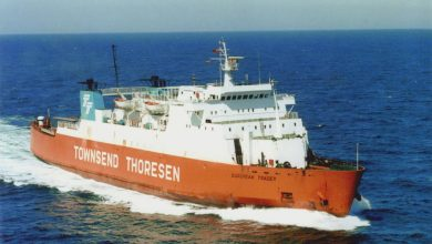 Photo of MV European Trader – Past and Present