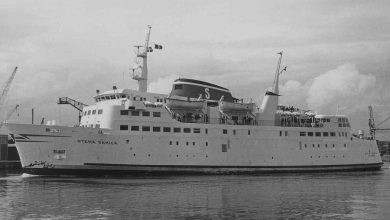 Photo of MV Stena Danica (I) – Past and Present