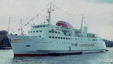 Photo of Mv Stena Nordica (I) – Past and Present